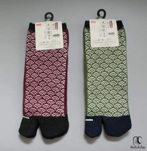 Load image into Gallery viewer, Samurai Tabi Socks - Socks to Buy 6