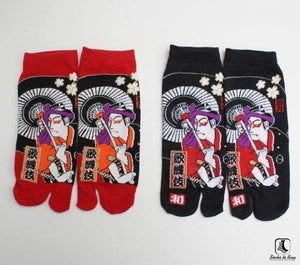 Samurai Tabi Socks - Socks to Buy 4