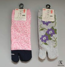Load image into Gallery viewer, Samurai Tabi Socks - Socks to Buy 2