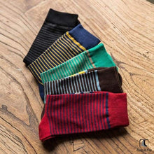 Load image into Gallery viewer, Skinny Thicc Stripe Socks - Socks to Buy 4
