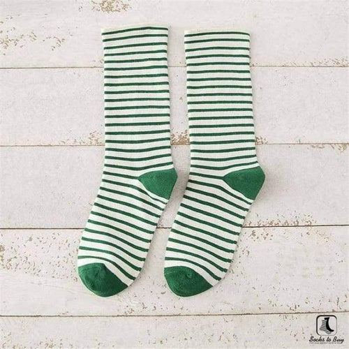 Slouchy Stripes Socks - Socks to Buy 1
