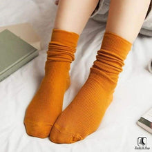 Load image into Gallery viewer, Solid Slouch Socks - Socks to Buy 15
