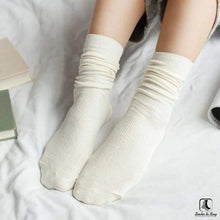 Load image into Gallery viewer, Solid Slouch Socks - Socks to Buy 2