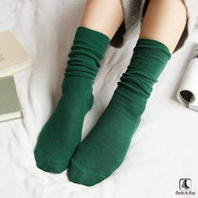 Load image into Gallery viewer, Solid Slouch Socks - Socks to Buy 13