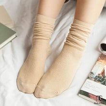Load image into Gallery viewer, Solid Slouch Socks - Socks to Buy 11