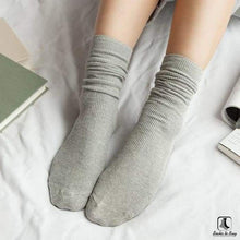 Load image into Gallery viewer, Solid Slouch Socks - Socks to Buy 3