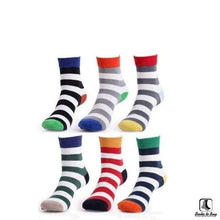 Load image into Gallery viewer, Stripey Clean Striped Socks - Socks to Buy 5
