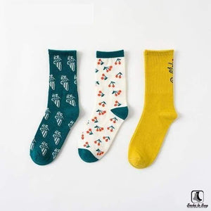Teal Dreams Sock Set - Socks to Buy 1