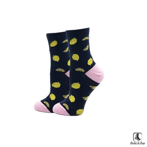 The Lemon Life Socks - Socks to Buy 1