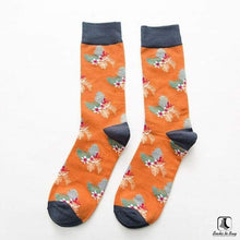 Load image into Gallery viewer, Tropically Lush Socks - Socks to Buy 2
