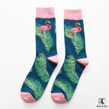 Load image into Gallery viewer, Tropically Lush Socks - Socks to Buy 4