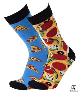 Whats Your Favorite Topping Pizza Mixups Socks - Socks to Buy 1