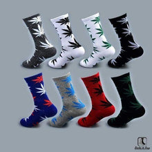 Load image into Gallery viewer, WWWeed Ganja Leaf Socks - Socks to Buy 1