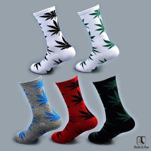 WWWeed Ganja Leaf Socks - Socks to Buy 3