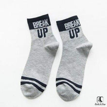 Load image into Gallery viewer, You Read My Mind Short Crew Socks - Socks to Buy 5