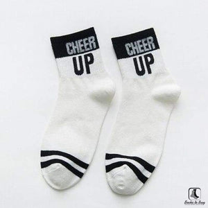 You Read My Mind Short Crew Socks - Socks to Buy 1