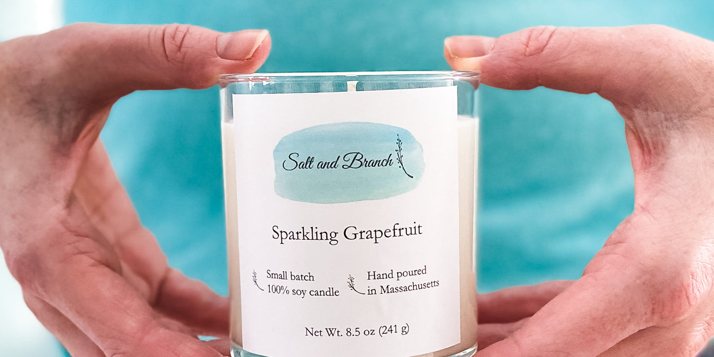 Introducing Salt and Branch Candles