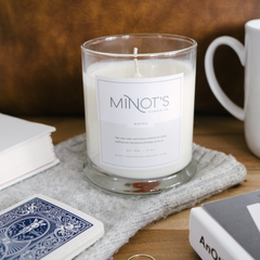 Minot Candle Co. Salt and Branch Gift Guide Blog