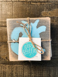 Coastal Coasters/Set of 4 - Salt and Branch