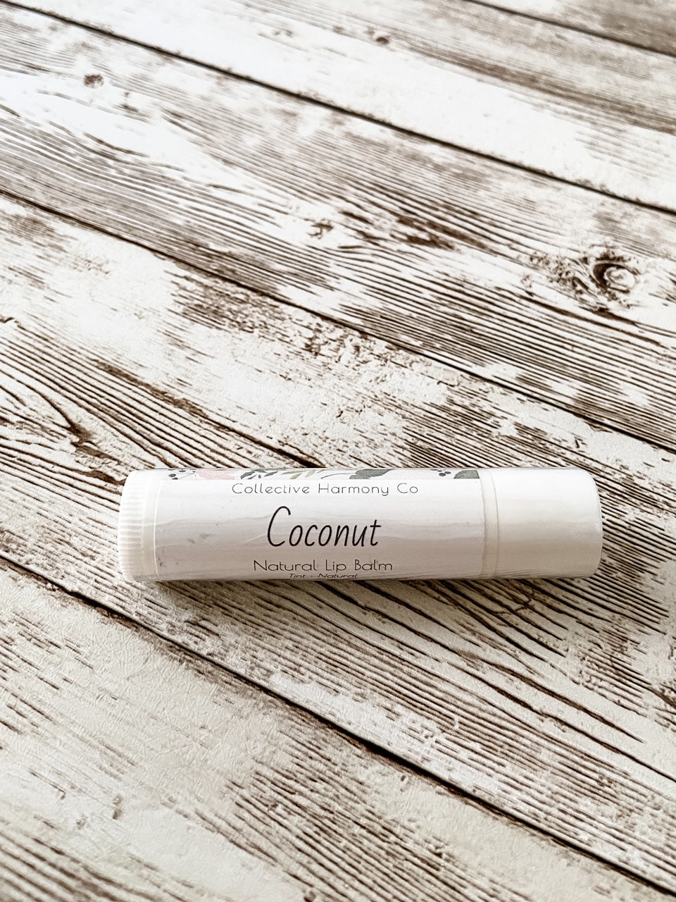 Coconut Natural Lip Balm - Salt and Branch
