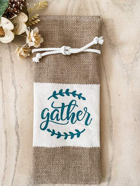 Gather Wine Bag - Salt and Branch