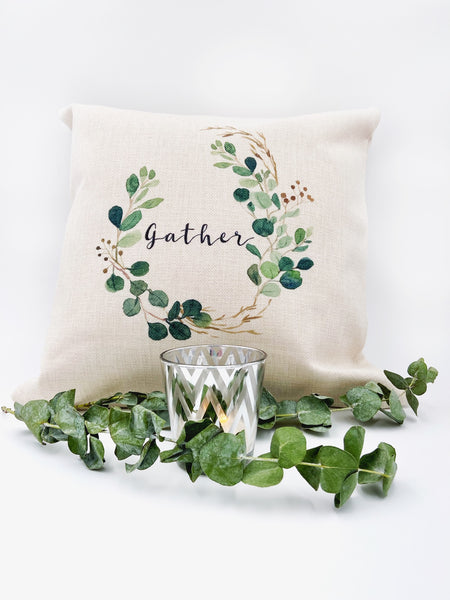 Gather Pillow Cover - Salt and Branch