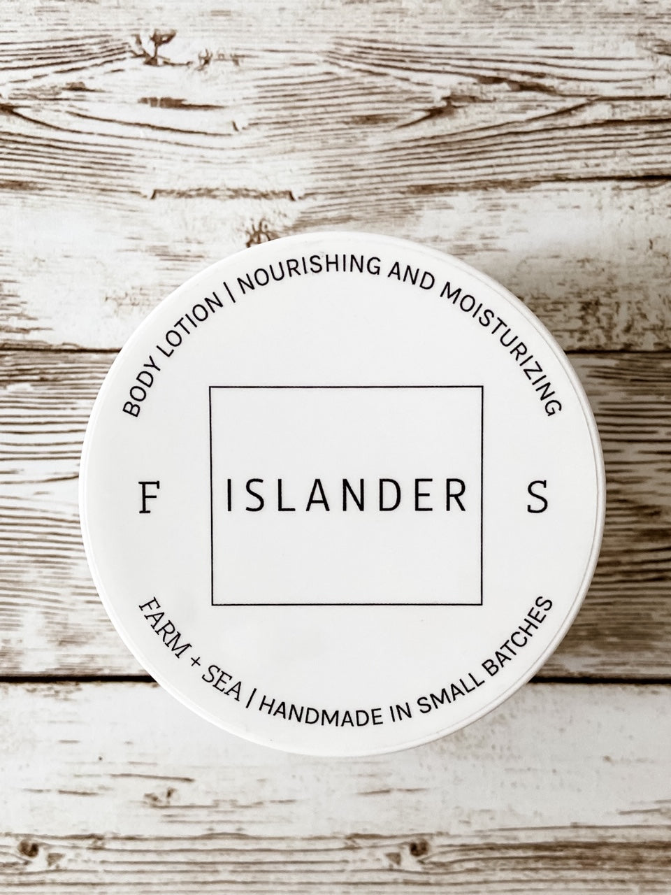 Islander Body Lotion - Salt and Branch