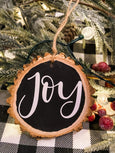 Joy Ornament - Salt and Branch