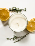 Lemon Verbena & Thyme Soy Candle - Salt and Branch