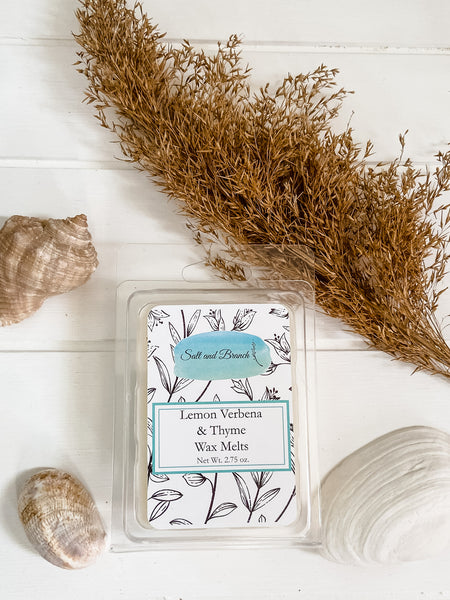 Soy Wax Melts - Salt and Branch