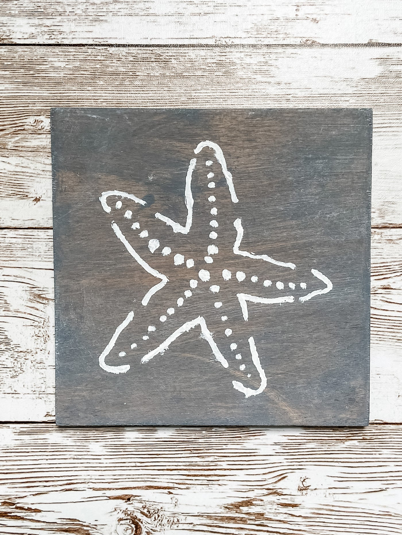 Starfish Candle Holder - Salt and Branch