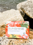Sunshine Scrub Soap Bar - Salt and Branch
