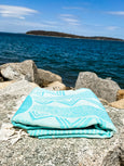 Turkish Peshtemal Fouta Towel - Salt and Branch