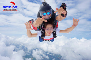 skydiving centre thailand