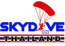 Skydive in Thailand -Tandem Skydive - Skydiving - Parachute - Extreme Sports - Adventure  - Thailand - Travel to Thailand