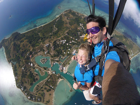 Skydive Pattaya