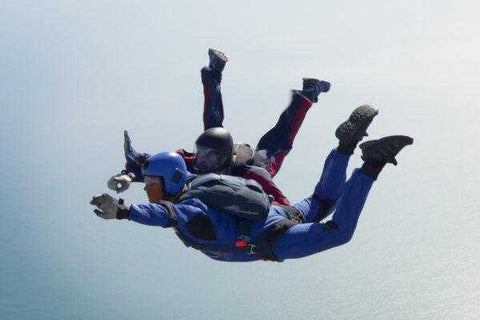 USPA AFF Full Training Course Levels 1 - 8 ฿87,950 - Skydive In Thailand