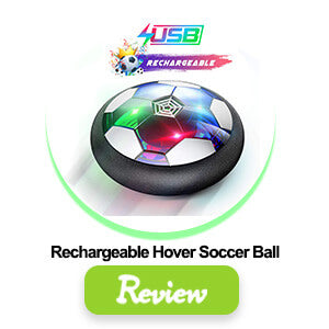 rechargeagle hover soccer ball