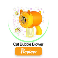 cat bubble machine