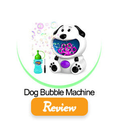 dog bubble machine
