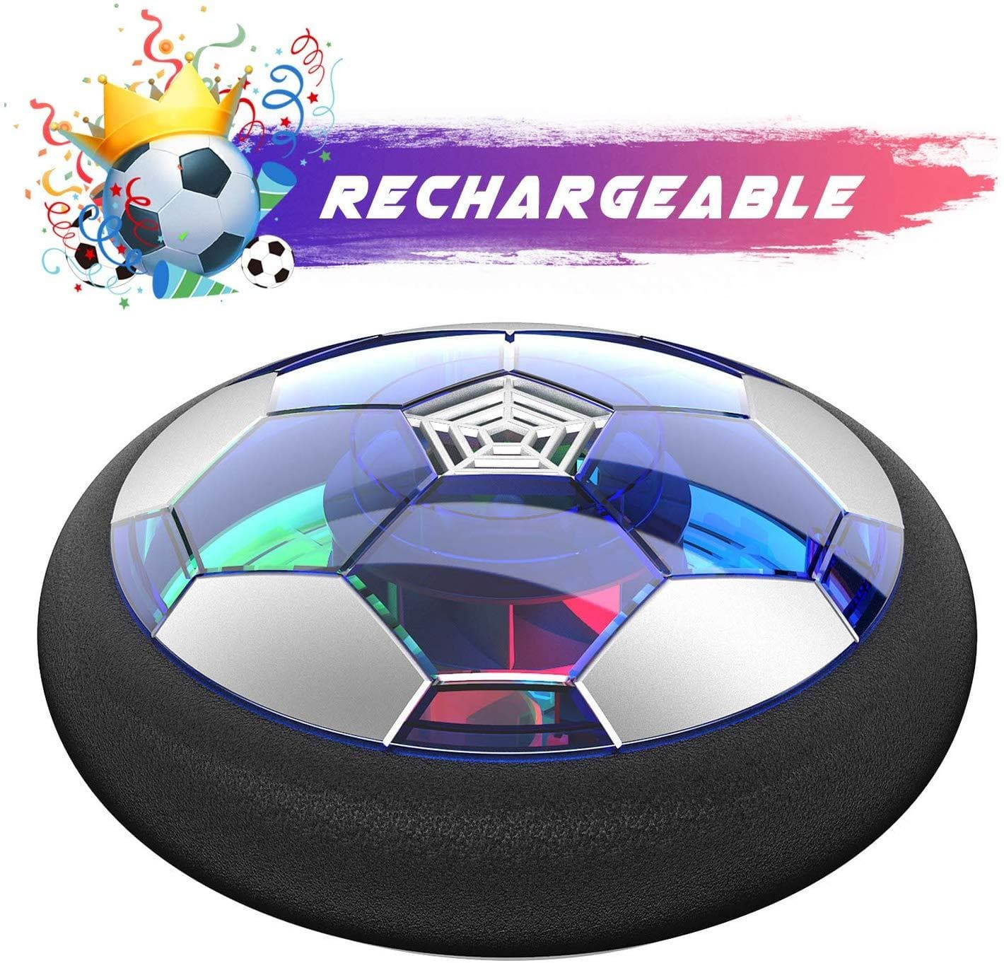 Rechargeable Hover Soccer Ball