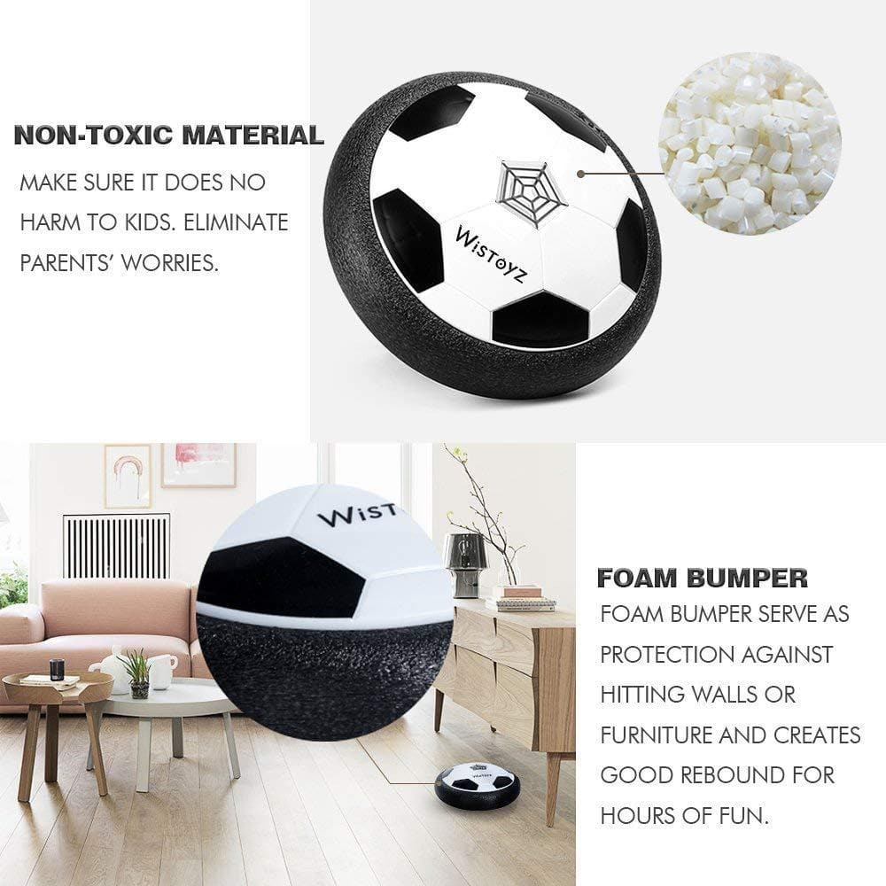Hover Soccer Ball Set with 2 Goals