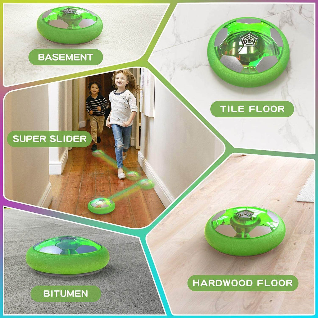 Rechargeable Hover Soccer Set