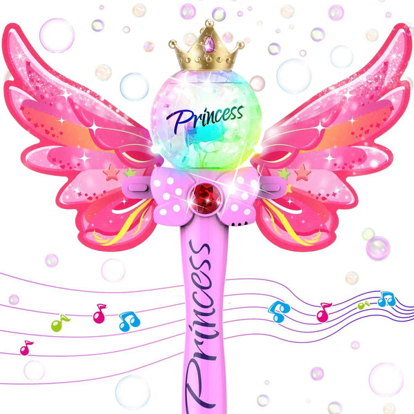WisToyz Bubble Wand with Detachable Wings
