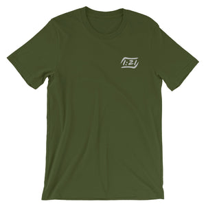 121 Embroidered Tee Shirt - The 121 Project