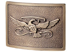 Eagle Plaque in Antique Bronze | Gaines Manufacturing, Inc