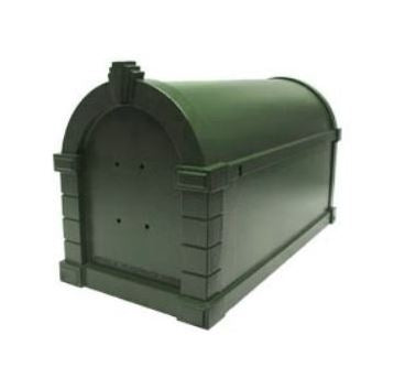 CAN-GRE / Replacement Mailbox without Accents - Forest Green