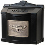 Black with Antique Bronze Eagle| Gaines Manufacturing, Inc