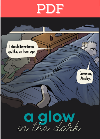 Tales from Treehollow: A Glow in the Dark