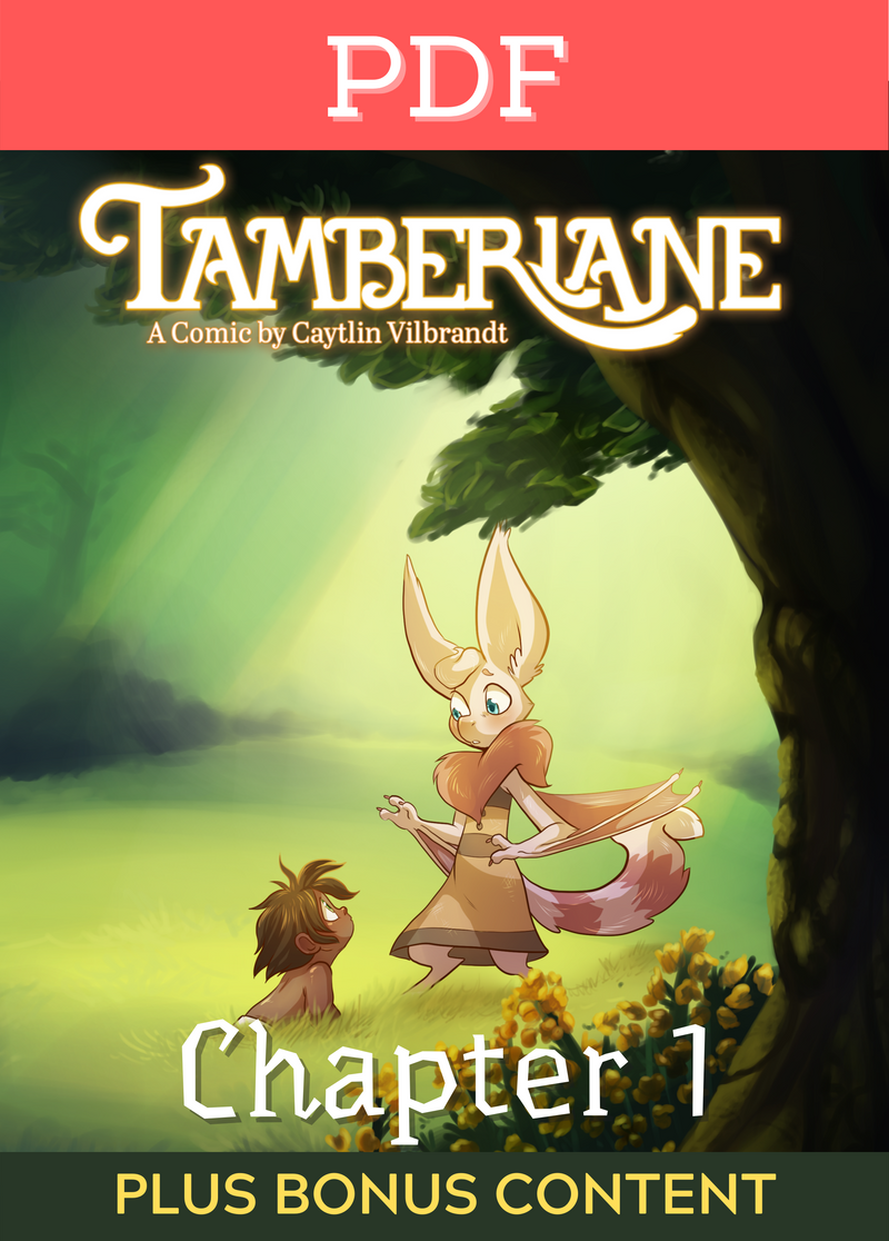 Tamberlane: Chapter 1 PDF Digital Comic